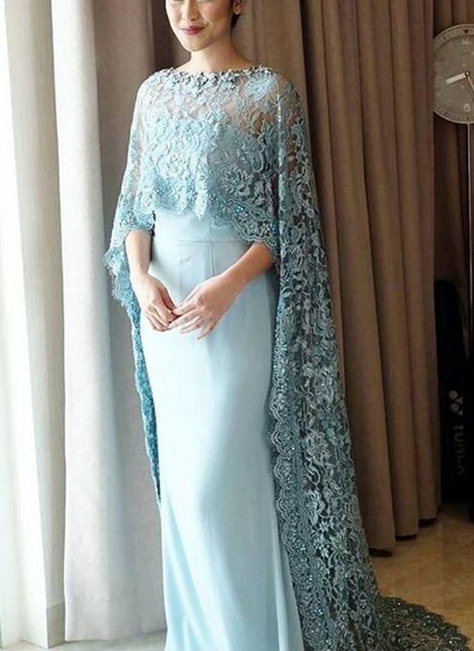 Elegant Evening Dresses,Satin with Lace Evening Dresses,