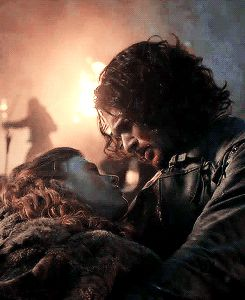 Game of Thrones - Jon Snow and Ygritte -- I watched this today and couldn't get over her death
