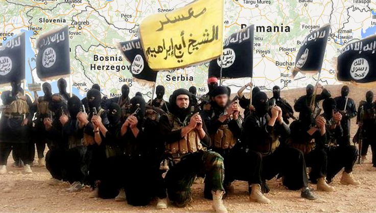 Clinton's Bosnia becoming ISIS stronghold in the heart of Europe