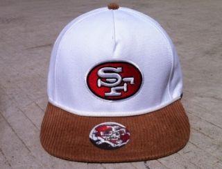 San Francisco 49ers Snapbacks (8)