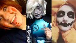 Undertale cosplay - YouTube