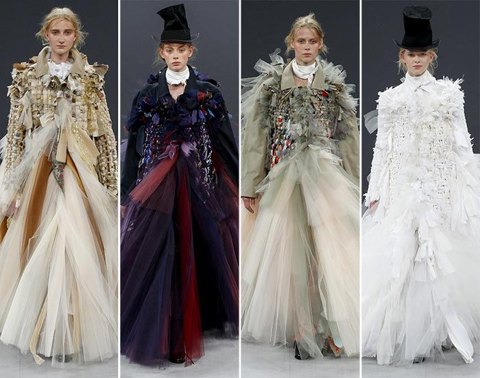 Viktor & Rolf Couture Fall/ Winter 2016-2017 Collection