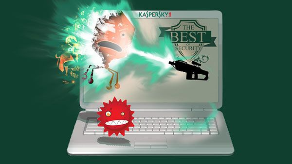 Kaspersky Photo Booth 3D Concept on Behance