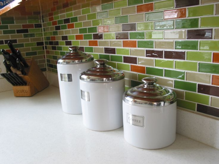 Glass Tiles For Kitchens