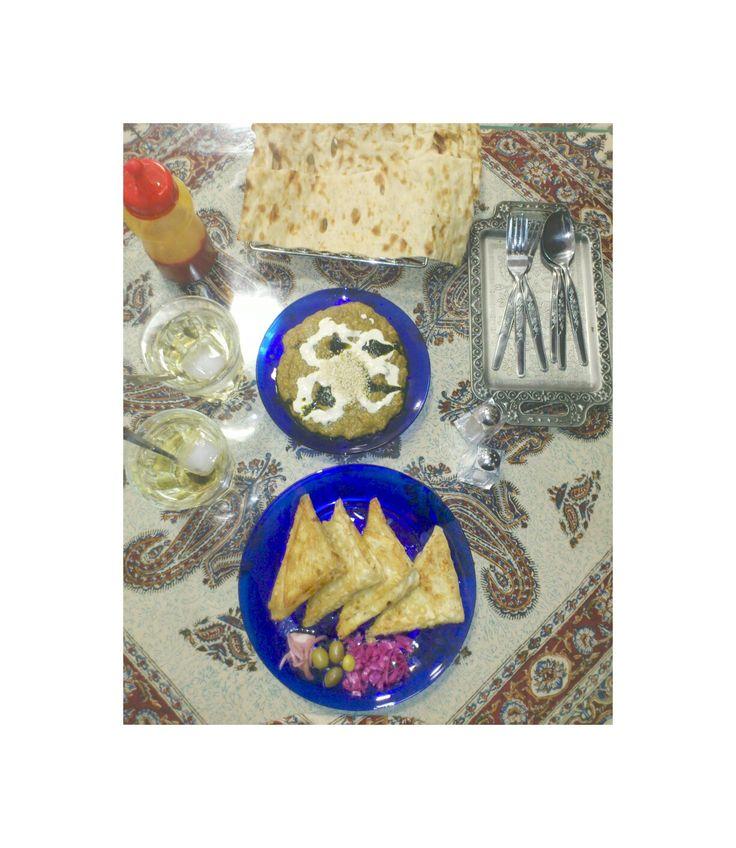 Yummy persian food
