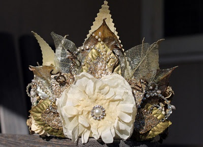 crown: Queens Crowns, Pretty Crowns, Crowns Achievement, Crowns Jewels, Gold Paper, Cary Blog, Crafts Obsession, Paper Crowns, Crowns Glories