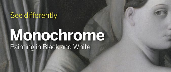 Monochrome: Painting in Black and White | Exhibitions and displays | The National Gallery, London