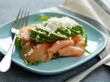 En skøn, lille frokost eller et mellemmåltid fra Familie Journals Slankeklub