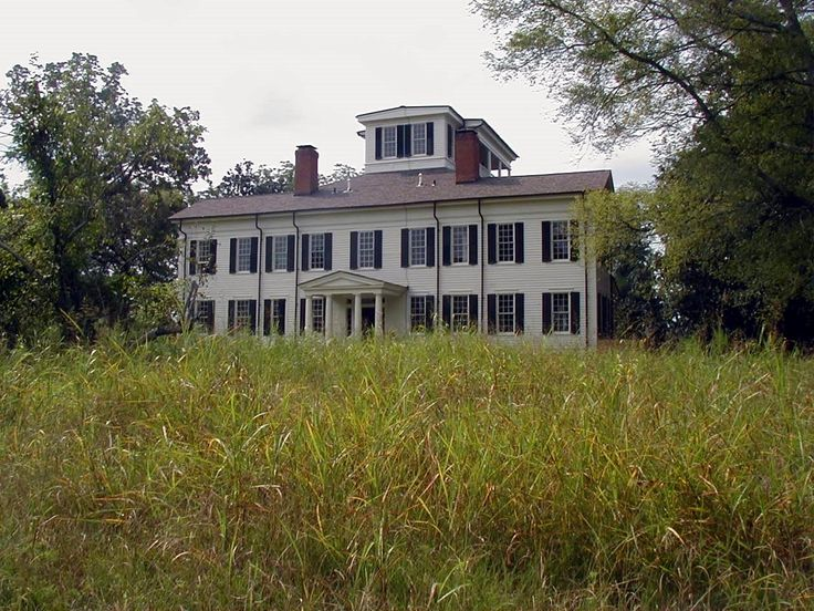 Abandoned plantations in the south the first modern view for Historic homes for sale in alabama