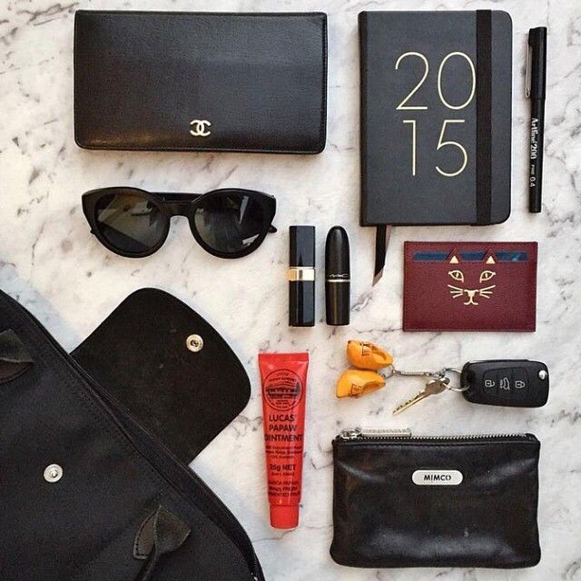 Whats in My Bag - via iconosquare