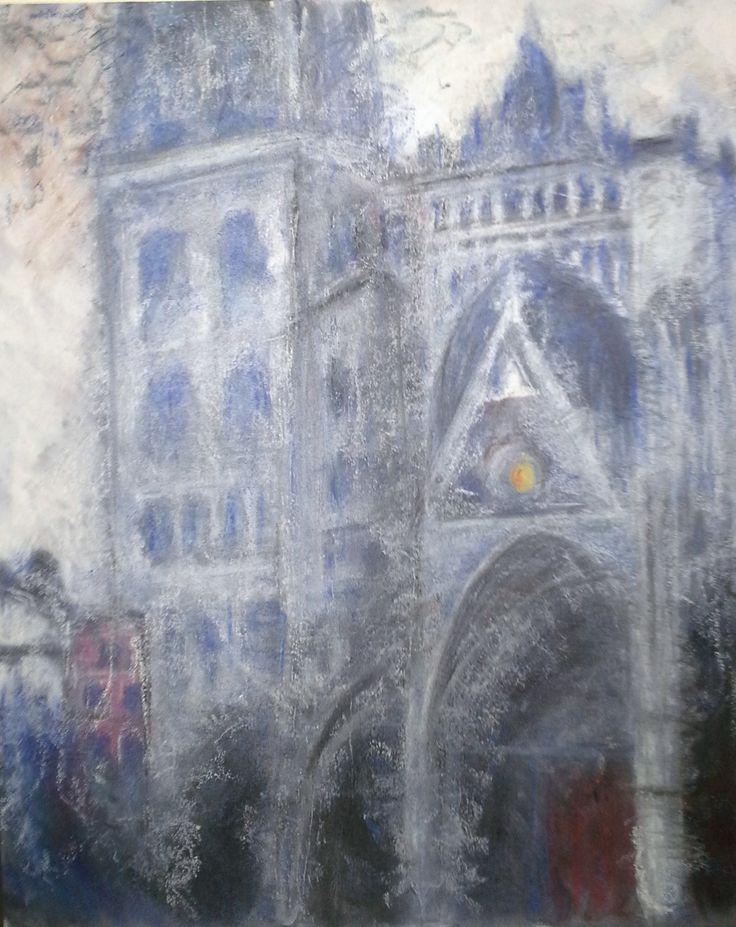 rouen cathedral Pavlina-1980.webnode.cz
