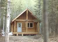 25 best log siding ideas on pinterest log cabin siding for Remote cabin plans