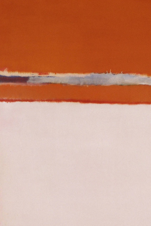 Rothko Detail #5 iPhone Wallpaper | Abstract HD Wallpapers 5