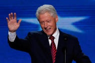 "Video:  Bill Clinton's powerful, clear, and inspiring speech at 2012 DNC. The New York Times    ""We believe 'we're all in this together' is a better philosophy than 'you're on your own,' """