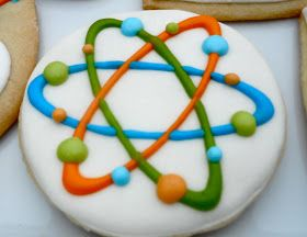 .Oh Sugar Events: Mad Scientist Cookies