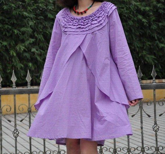 Womens Lavender Shirt