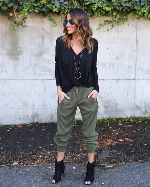 PREORDER - Peyton Joggers - Olive