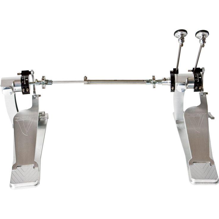 Trick DrumsPro 1-V Detonator Double-Bass Drum PedalPro 1-V Detonator Double-Bass Drum Pedal