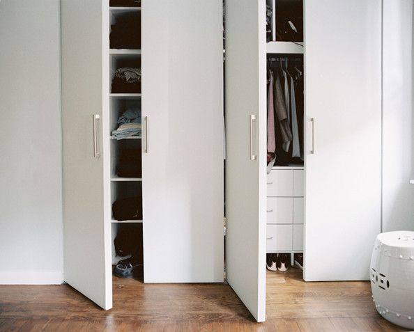 Didn't realise I had an opinion on closet doors until I started researching them... This is the one I like the most so far