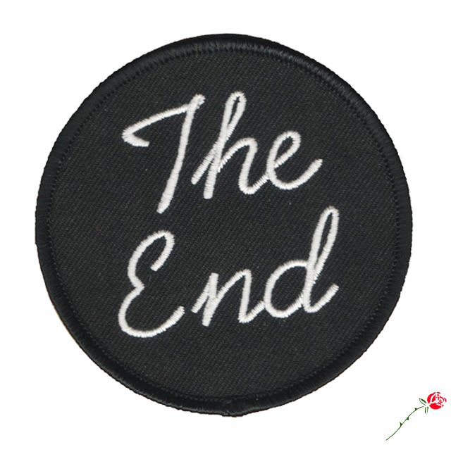 Image of The End Patch