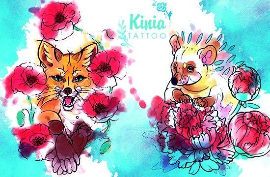 Sztuka tatuażu - chcę tworzyć piękno na Wspieram.to