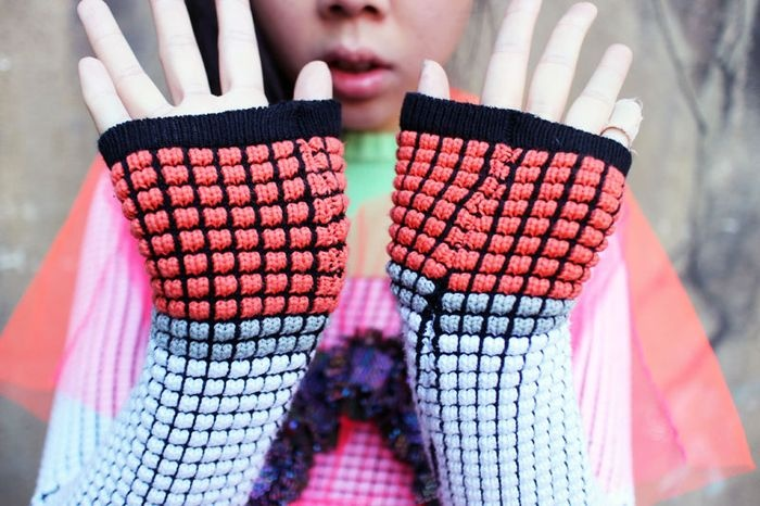 those are some awesome sleeves by   CO | TE #SusieLau #StyleBubble