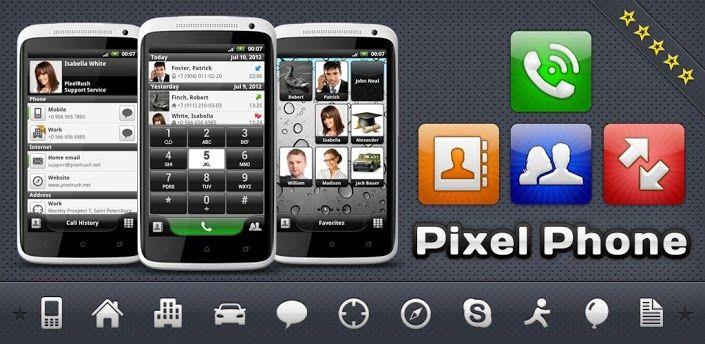 pixelphone pro apk полную
