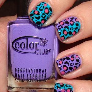 Uñas de leopardo