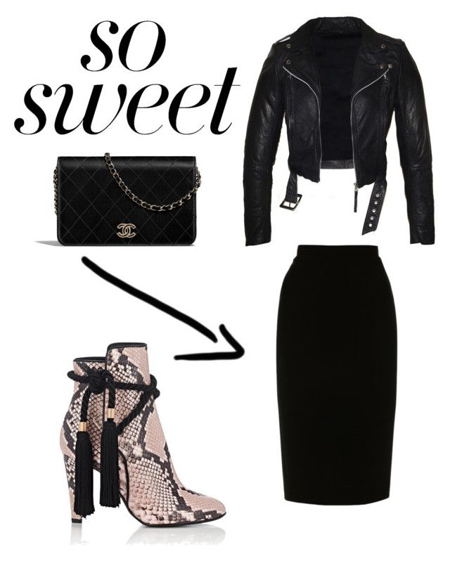 """Untitled #5"" by may-kazoun on Polyvore featuring Philosophy di Lorenzo Serafini and L.K.Bennett"