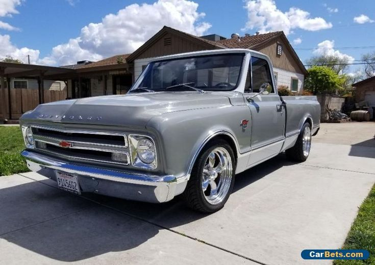 1967 Chevrolet C 10 Chevrolet C10 Forsale Unitedstates