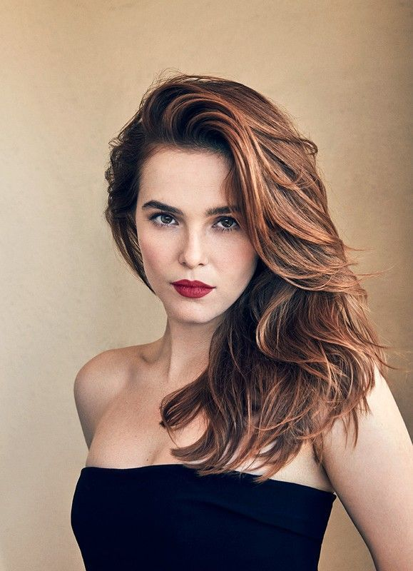 GALLERY UPDATE: Zoey Deutch photographed by James White for Grazia Italy (some of these are via @zdeutchfrance!)