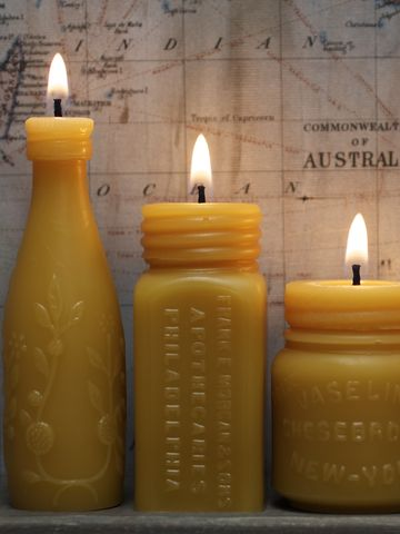 Beeswax Candles...