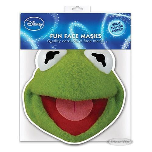 Muppets Party-maske Kermit Der Frosch