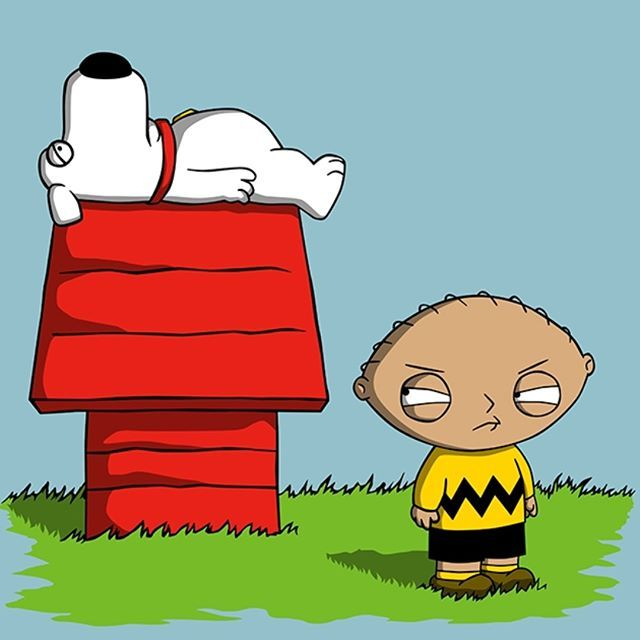 Peanuts Guy @teeso.in #familyguy #brian #stewie #griffins #brianstewie #famiygriffins #stewiegriffin #peter #petergriffin #lois #briangriffin #loisgriffin #meg #meggriffin #chris #chrisgriffin #scene #cartoon #follow #comedy #me #love #southpark #funnycartoon #cartoons #sethmacfarlane #hilarious