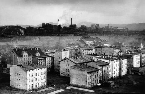 Workers housing, Wałbrzych 1979