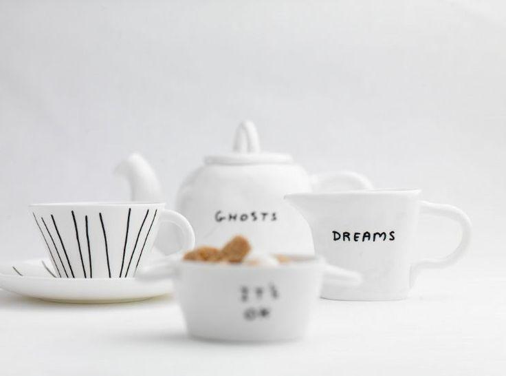 David Shrigley Ceramics