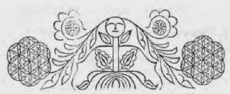 A MAGYARSÁG A MAG NÉPE: A magyar népművészet, népviselet és a szakrális geometria - székely láda, életfa, életfa - Hungarian