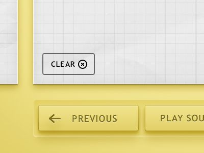 Dribbble - KANA Buttons by Matthew Daniels