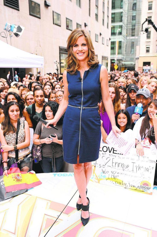 """Today"" show co-host Natalie Morales got a makeover at her Hoboken brownstone."