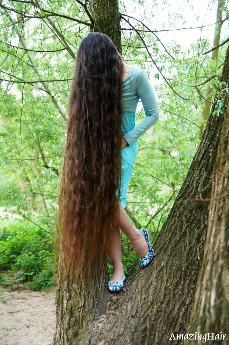 how to get really long hair in a month