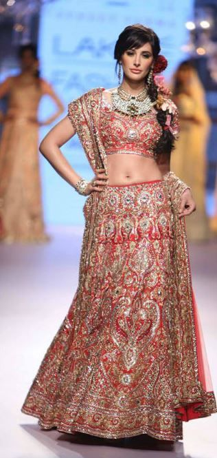 From Satya Paul to Manish Malhotra, unconventional trails to classic styles, we have chosen the 11 LATEST trends in wedding lehenga designs!