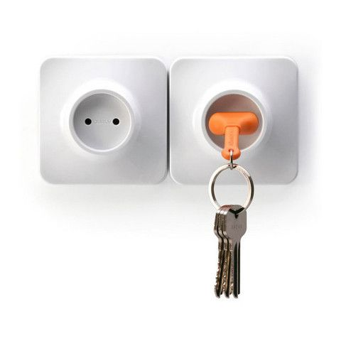 Unplugged Key Holder $14.00