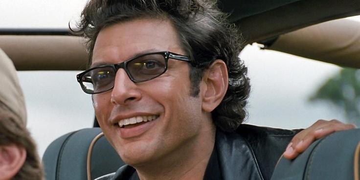 Jeff Goldblum ,Jurassic Park | Movies & Sunglasses ...