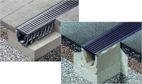 HAURATON, toutes les solutions de drainage et d'évacuation des eaux de surface : 07-05-2014 - Batiweb.com