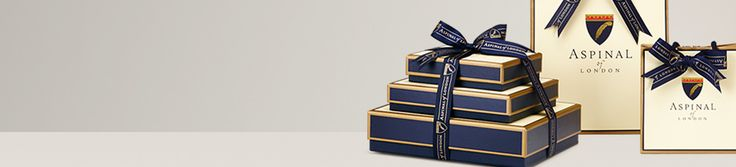 Luxury Gift Ideas by Aspinal of London
