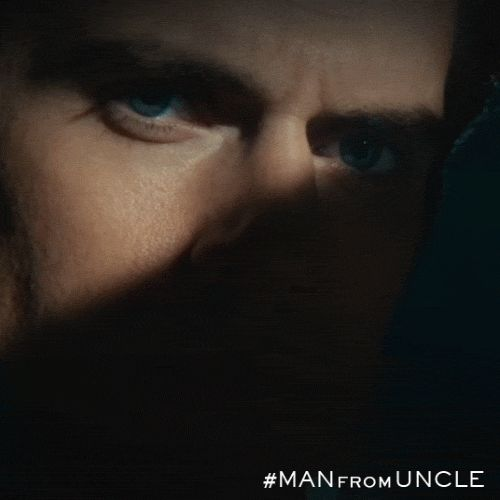 A man of mystery. Henry Cavill stars as Napoleon Solo. @themanfromuncle is now playing in theaters everywhere!