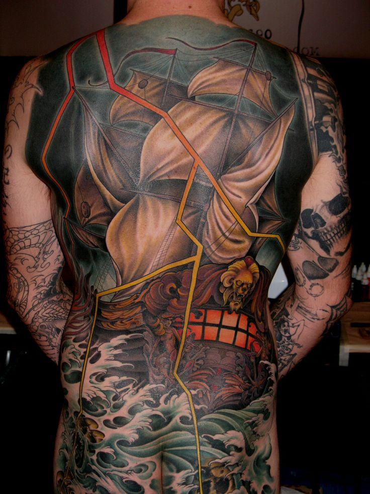 Brendan rowe memoir tattoo los angeles ca neo