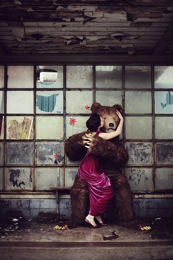 Brigitte & the Bear Laura Kok Photography