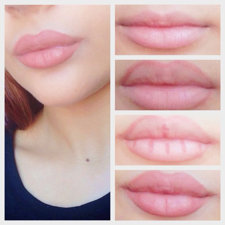 Kylie Jenner lip tutorial