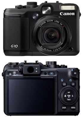 Powershot G-10 Canon, little camera with a big dream to snap away shots of unity.